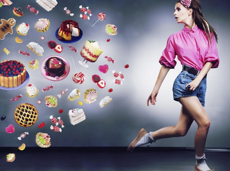 Похудеть без диет: три шага к идеальному меню – Диеты – Домашний