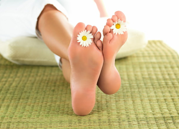 Уход за ногами стопами